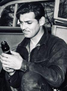 Clark Gable. Sigh. So handsome.