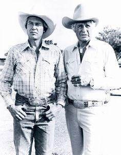 Ray and Jock