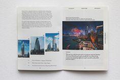 Live Project Booklet by Heng Denghui, via Behance
