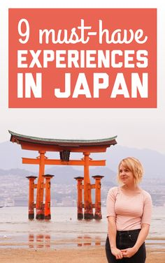 Visiting a Shinto Shrine is a must-do activity for anyone who is visiting Japan. click through for my top 9 experiences that you absolutely must have in Japan! / A Globe Well Travelled Travel Plan, Travel Guide, Visit Japan, Lost Soul, Top Destinations, Digital Nomad, Japan Travel, Must Haves, Globe