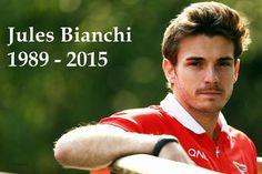 RIP Jules Bianchi