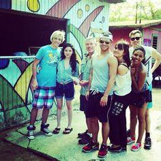 Teen Beach Movie Cast  Instagram