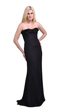 Valentino Garavani Women's Silk Evening Gown Black Valentino http://www.amazon.com/dp/B00PKP35ZM/ref=cm_sw_r_pi_dp_yz-Aub15273W4