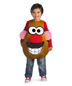 Mr. Potato Head Deluxe Toddler/Child Costume