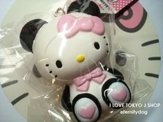 Hello Kitty Panda Squishy <33
