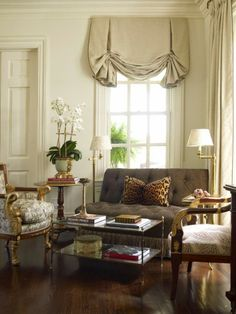 reading nook love the window treatments