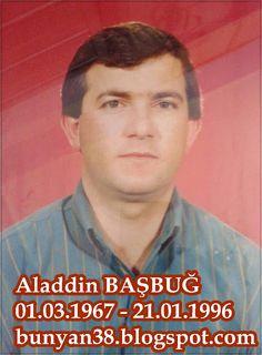 Aladdin BAŞBUĞ / Vefatının 23. yılında rahmetle yad ediyoruz