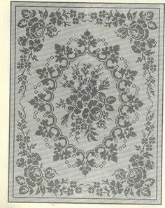 Kira scheme crochet: Scheme crochet no. 1174