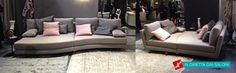 Divano Evans di Ditre #ditre #cosedicasa #casa #salonedelmobile #designweek #milano #designmilan #arredamento #design #arredamentocasa #house #home