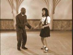 Lindy Hop Dance Lessons (Frankie Manning) level 1
