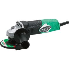 Hitachi Angle Grinder — 6 Amp, 4 1/2in, at Northern Tools