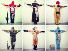 Controversial art: Los Intocables by Erik Ravelo