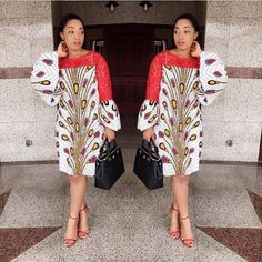 97 Likes, 1 Comments - African Fashion & Design Wears ( from Diyanu - Ankara Dresses, Shirts & African Fashion Designers, African Print Fashion, Africa Fashion, Fashion Prints, African Print Dresses, African Fashion Dresses, African Dress, Fashion Outfits, African Outfits