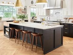 Food Network's Fantasy Kitchen designed by Studio McGee