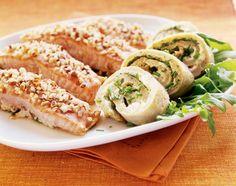 Teriyakilohi ja perunakääretorttu   Kalaruoat   Pirkka #food #fish
