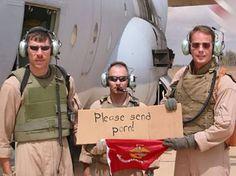 Découvrez l'humour très particulier des militaires en 45 photos - page 4