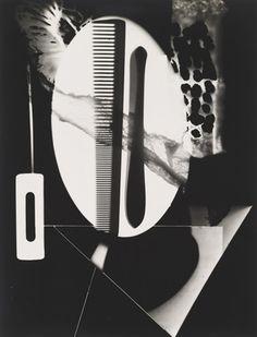 Man Ray. Rayograph. 1922