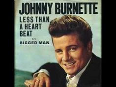 "Johnny Burnette - Dreamin` - John Joseph ""Johnny"" Burnette (March 25, 1934 – August 14, 1964) was an American rockabilly musician - Along with his older brother Dorsey Burnette and friend Paul Burlison, Burnette was a founding member of The Rock and Roll Trio - Johnny Burnette died tragically at the age of 30 in 1964 in a boating accident"