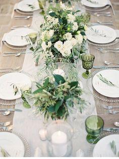 A cor do ano na decoração dos casamentos | Blog Mariée