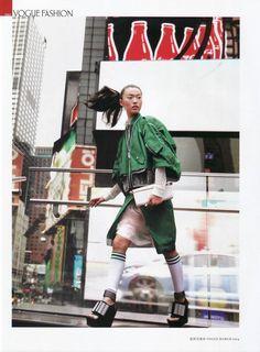 The Beautiful Game (Vogue China)