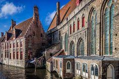 We wilden al een tijdje naar België. Het is een mooi land met enkele mooie steden. Brugge was de volgende op de lijst. Hierbij ons verslag!