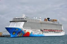 Norwegian Breakaway at www.cruisetravel-... as seen on The Most Expensive Cruise Ships Only Lottery Winners Can Afford by www.cruisetravel-... #cruise