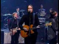 Arcade Fire Live - Rebellion (lies) on Letterman