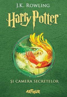 J.K. Rowling - Harry Potter si camera secretelor, Vol. 2 -