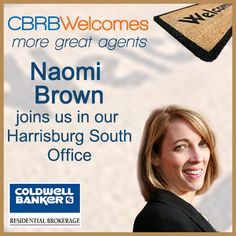 Naomi Brown has affiliated with our Harrisburg Office!