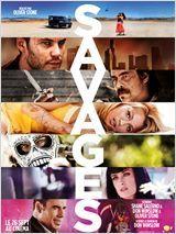 Savages d'Oliver Stone — 1,5/5 —  La photo est superbe mais ce film est d'un ennui mortel, les dialogues sont clichés et la voix de Blake Lively est insupportable. Bref, presque un calvaire dans la salle obscure.