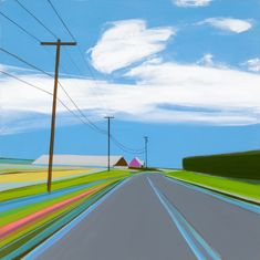 http://www.fubiz.net/2015/04/22/rural-roadways-paintings/