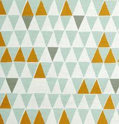 scandinavian fabric vtg 50s 60s retro DIY cushion curtains Heals Marimekko era #Spira