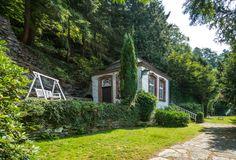 Barockpavillon Ferienvilla Monschau mit großem Garten, Airbnb,