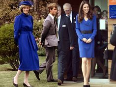 16 Times Princess Diana Inspired Kate Middleton's Style