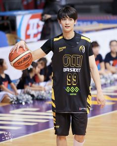 Minho - wow..he can control gravity.. cool