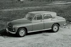 Warszawa (prototyp) Soviet Union, Dream Cars, Old Things, Vans, Trucks, Vehicles, Historia, Fotografia, Van