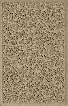 Amazon.com : American Floor Mats 2x3, 2x5, 3x5, 3x7, 3x8, 3x10 FREE SHPNG  Waterhog Fall Day Designer Entrance Floor Mat with Gripper Backing  MID BROWN