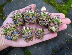 Mushroom critter cuties!