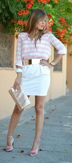 A Cute Way To Show Fashion Style