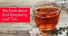 Red raspberry leaf tea during pregnancy. Is it safe? Does it work? What does the science say? When should you start drinking it? Find out here!