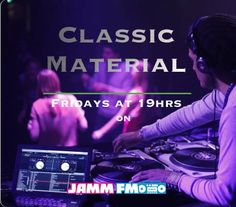 Classic Material With DJ All Star Fresh ( Guan Elzoom ) Each Friday @ 19:00hrs