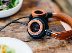 "Grado Headphones on Instagram: ""We'll put them down for a bit when food is around. One of the only exceptions. 