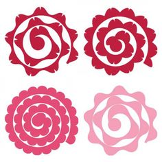 Quilled Flowers - CS