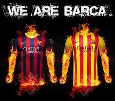 We are Barça!
