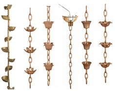 rainchains | Rain Chains, What are they and how do they work ?