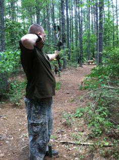3d archery tournament.