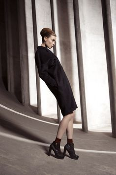 Elizabeth Coat Fall Winter, Autumn, Women Wear, Normcore, Photoshoot, Luxury, Coat, Shopping, Design