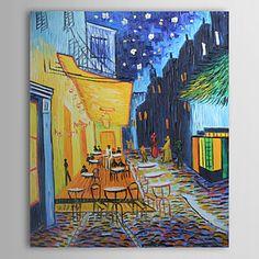 Hand geschilderd olieverfschilderij Liggend Staand Van.Gogh - EUR € 47.27
