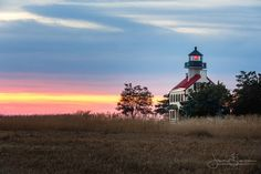One final shot of light and color on East Point Lighthouse.  I was almost finished taking shots but there was just a little strip of color that was so colorful I had to capture it.