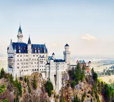 Neuschwanstein Castle Schwangau, Germany